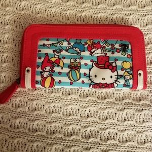 New Hello Kitty/Sanrio 50th Anniversary Wallet